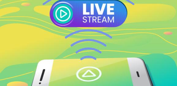 Live streaming: le nostre 5 piattaforme preferite per i tuoi eventi