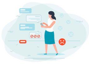 Social media: come gestire i commenti negativi